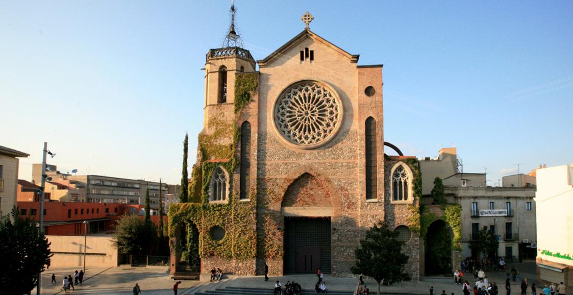 Iglesia de Granollers